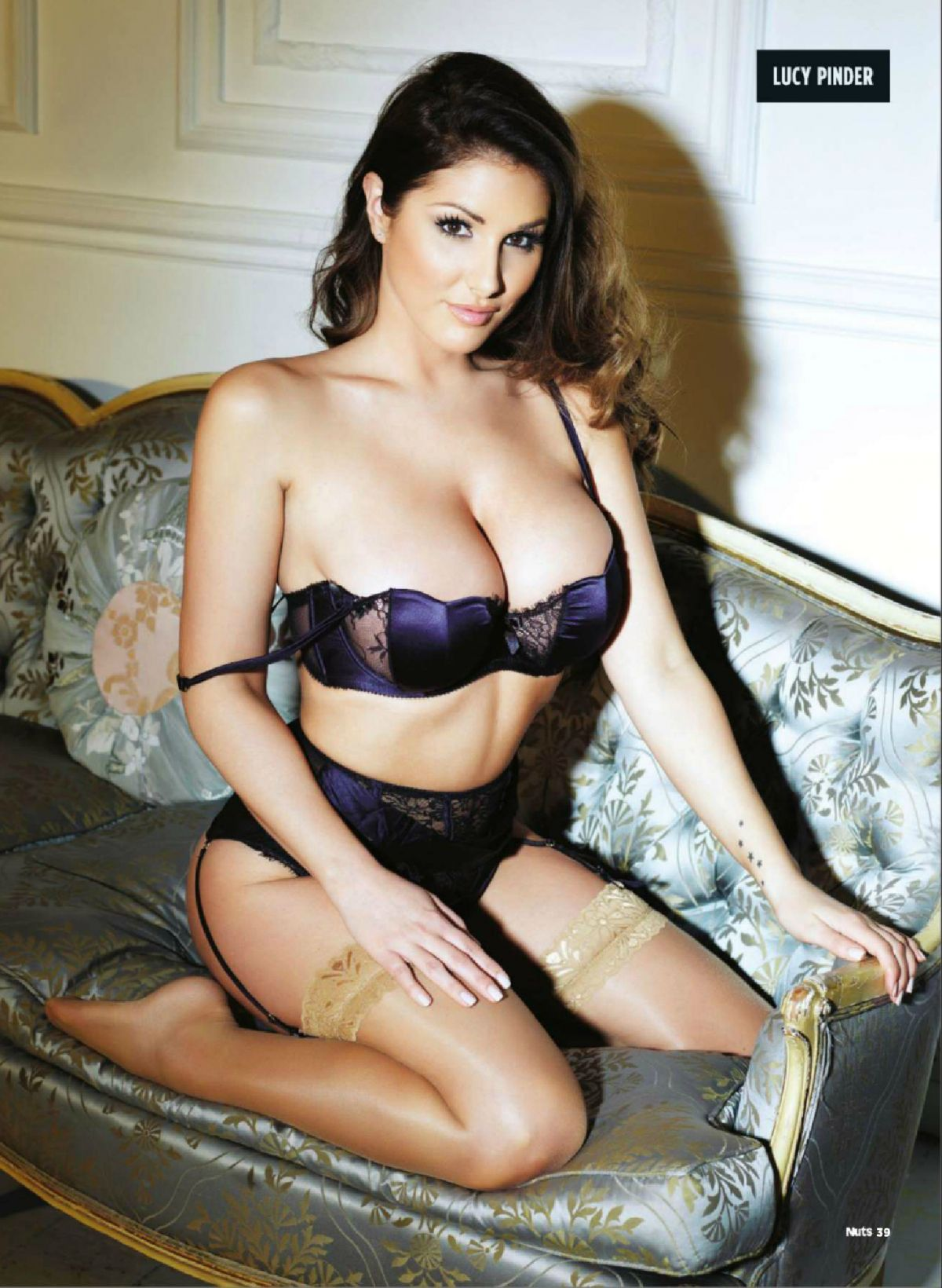 Lucy Pinder Nuts | New Calendar Template Site