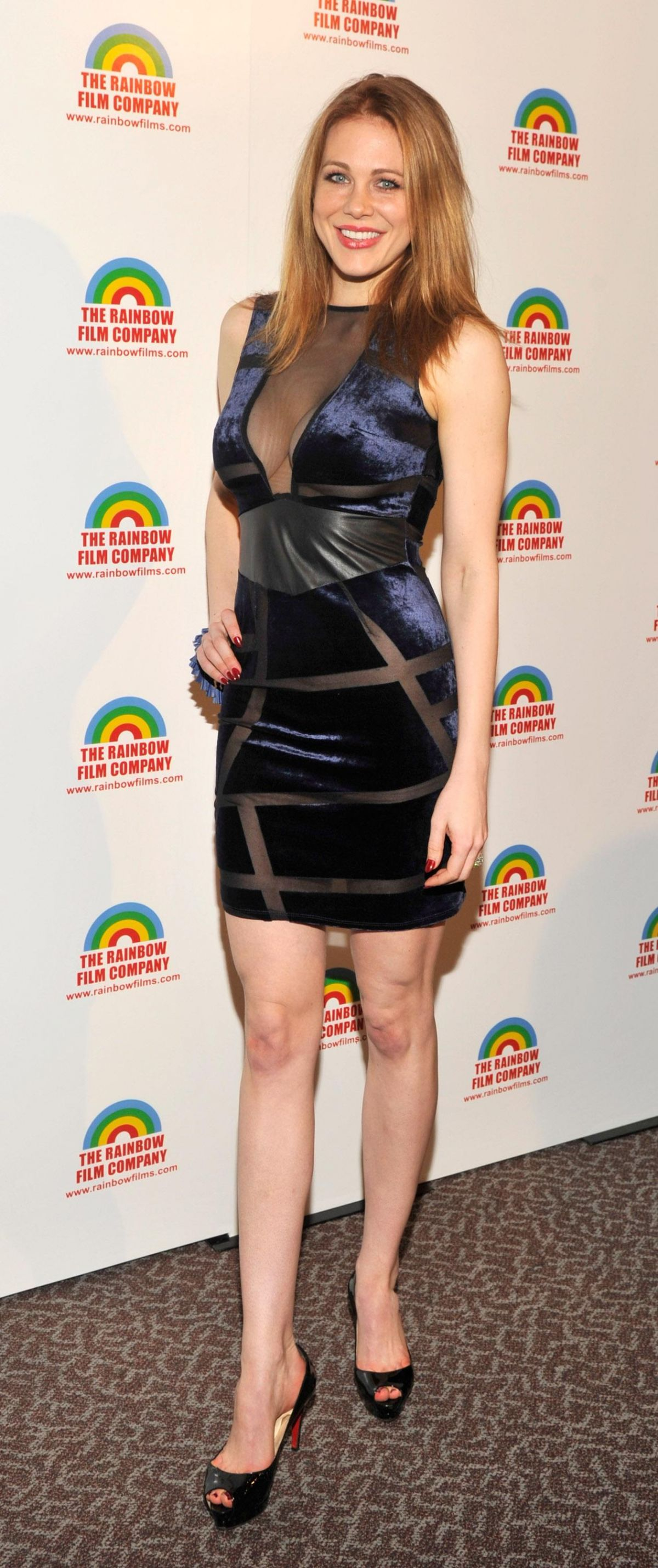 """Maitland Ward At """"The M Word"""" Premiere In Los Angeles"""