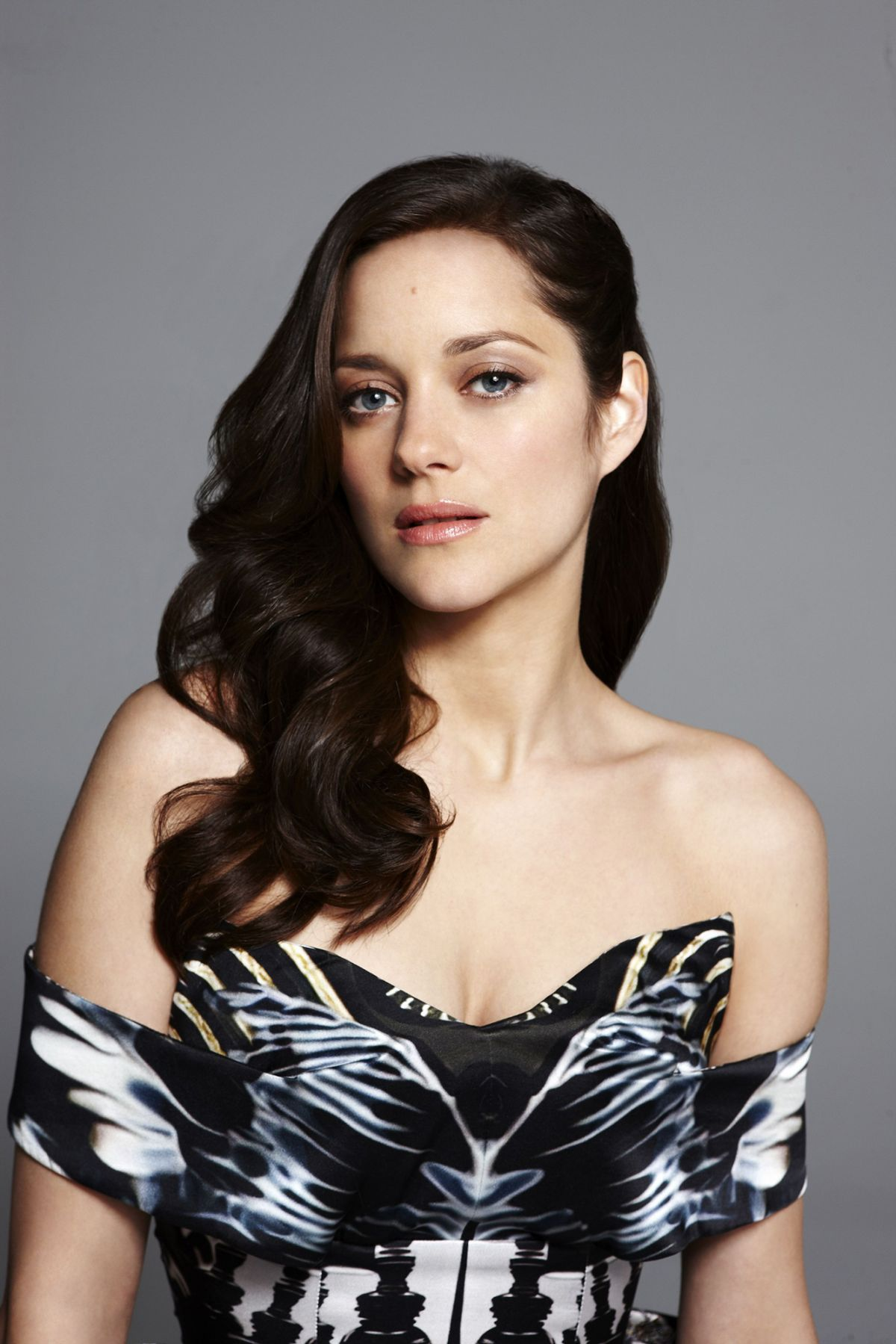 Marion Cotillard At De...