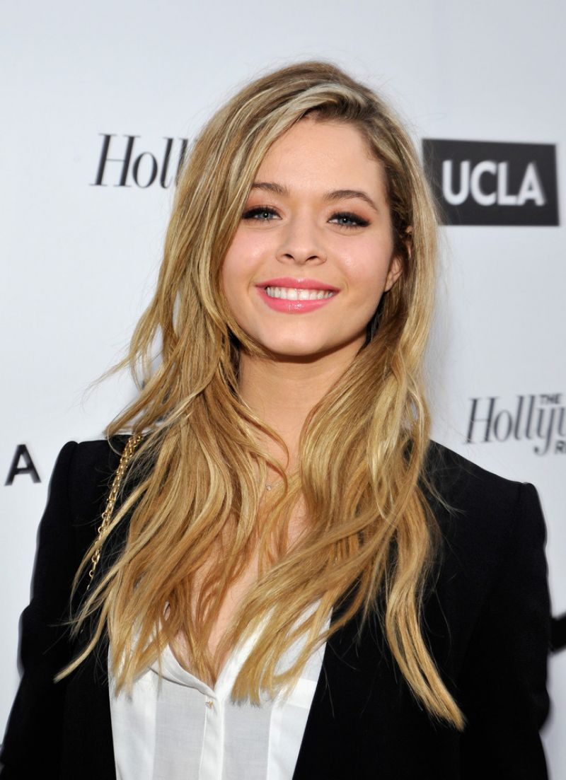 Sasha Pieterse At 3rd Annual Reel Stories, Real Lives Benefit In Hollywood