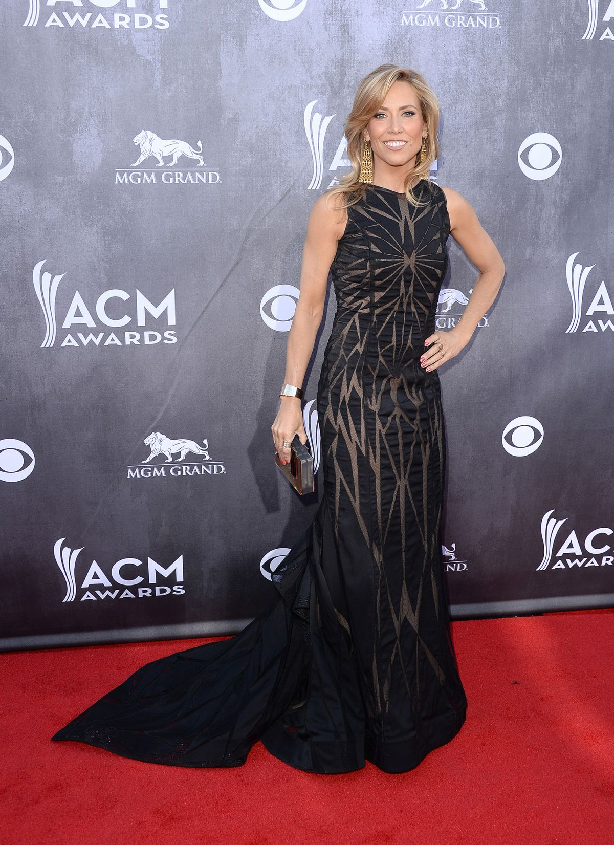 Sheryl Crow At Academy of Country Music Awards
