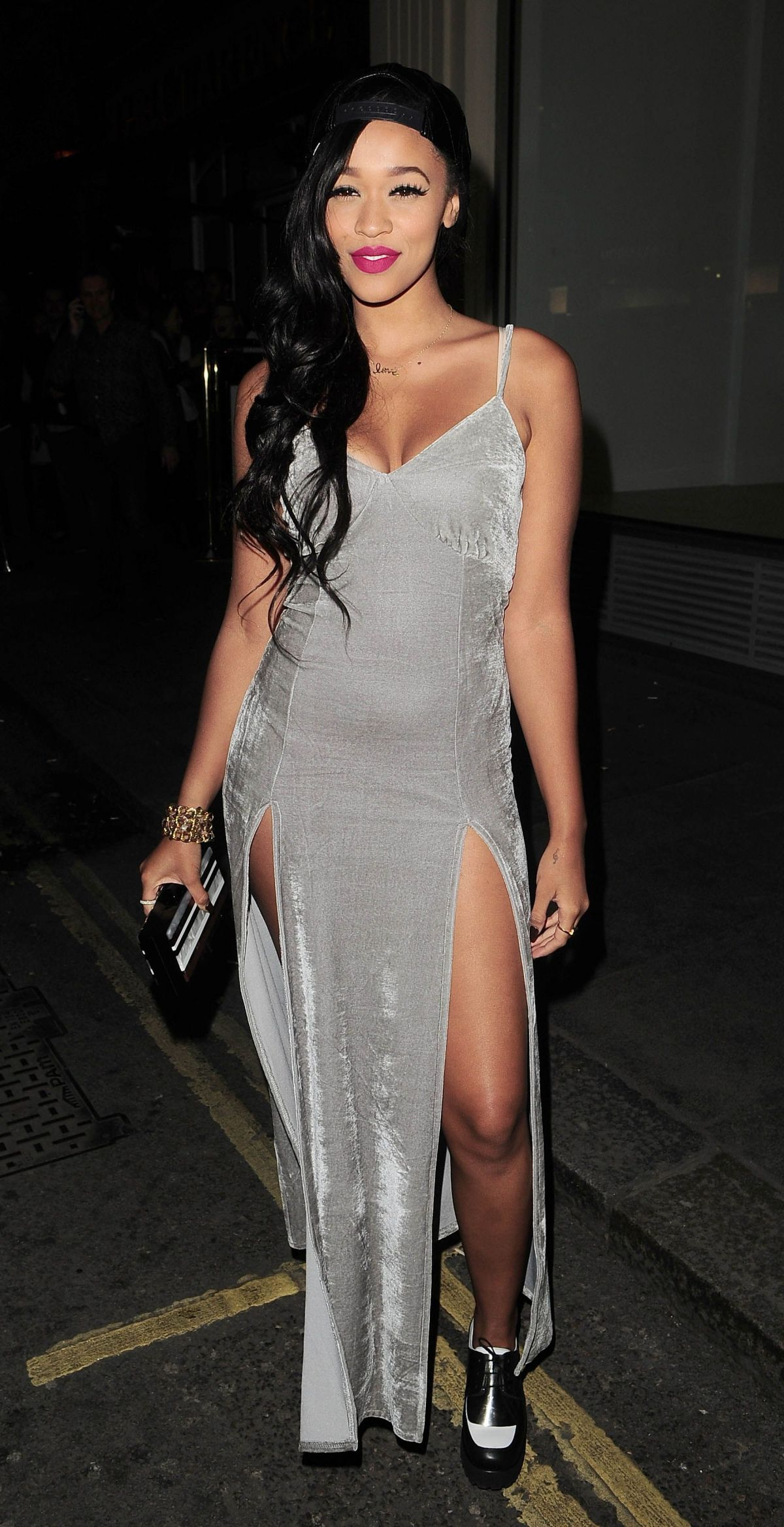 Tamera Foster At Body Frock Summer Launch