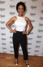 Tamera Mowry At Kiehl