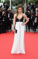 Adèle Exarchopoulos At Opening Ceremony And The