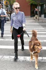 Amanda Seyfried And Finn Out In NYC