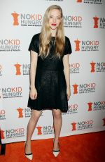 Amanda Seyfried At Share Our Strength