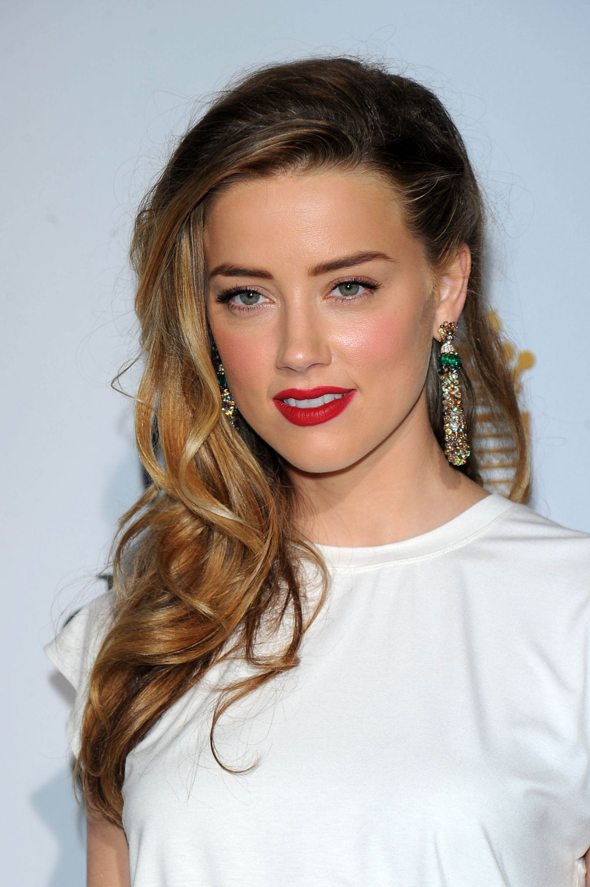 Amber Heard At De Grisogono Amber Heard