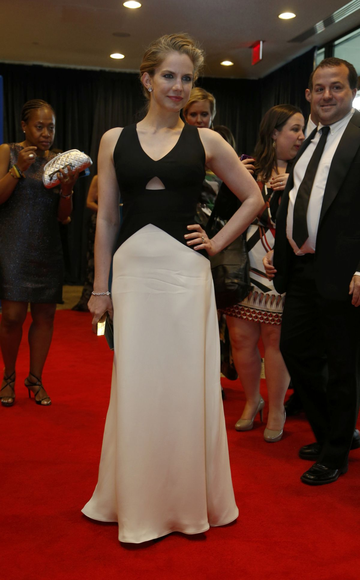 Anna Chlumsky At 100th Annual White House Correspondents Association Dinner