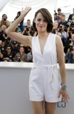 "Bérénice Bejo At Cannes Film Festival At ""The Search"" Photocall"