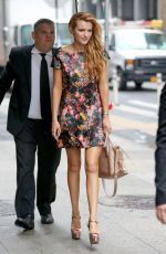 Bella Thorne At ABC Studios In NYC
