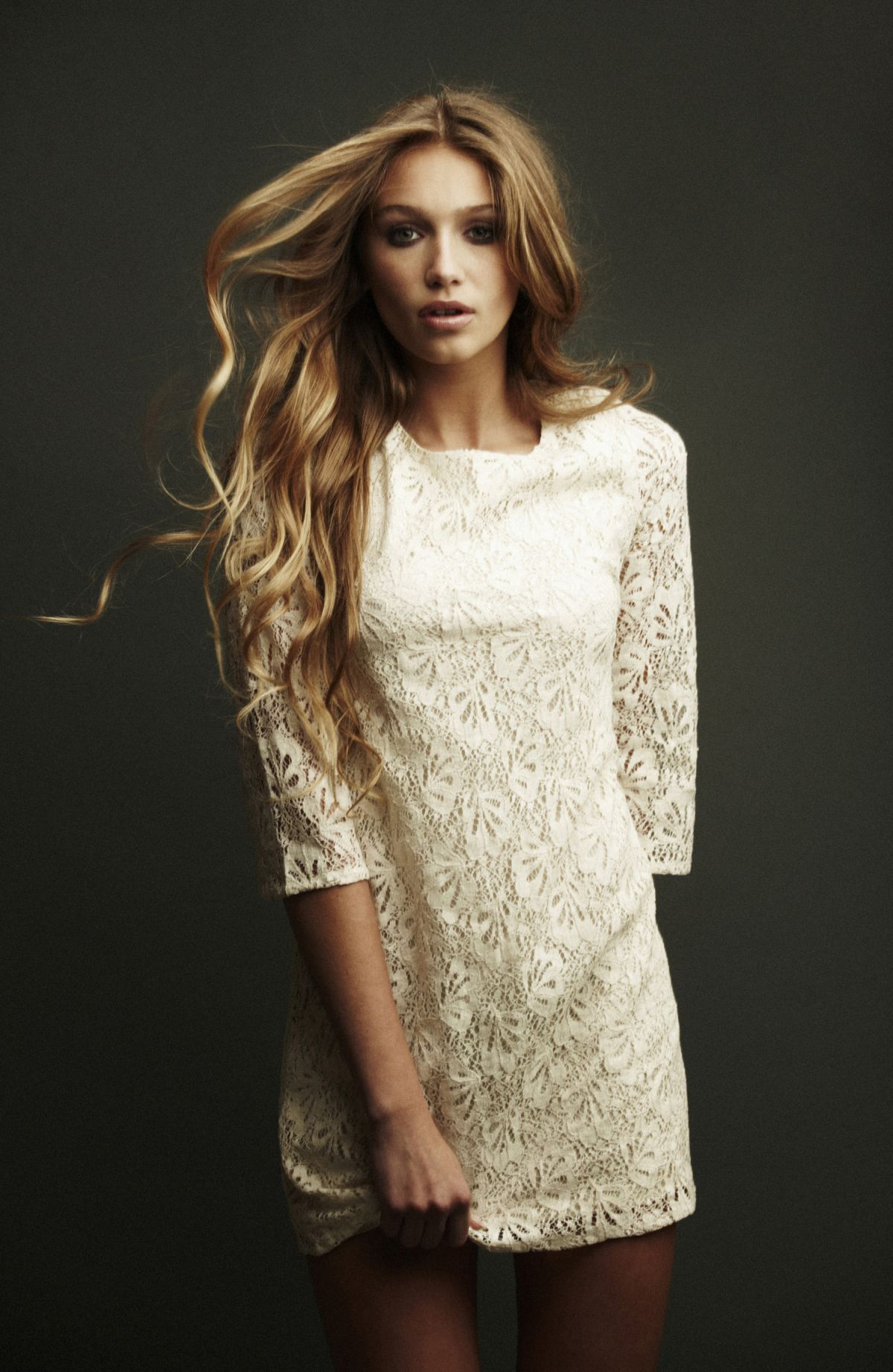 Cailin Russo At Trever Hoehne Photoshoot 2014
