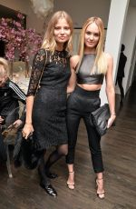 Candice Swanepoel At Mirtha Michelle