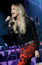 "Carrie Underwood At ""We"