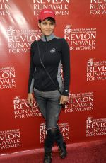 Halle Berry At EIF Revlon Run/Walk For Women