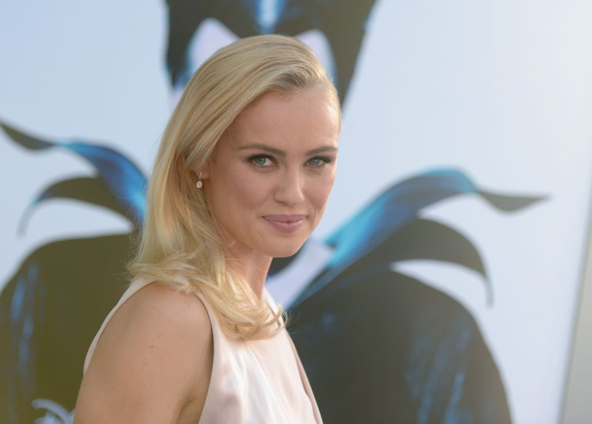 Hannah New At 'Maleficent' Premiere In Hollywood - Celebzz ...