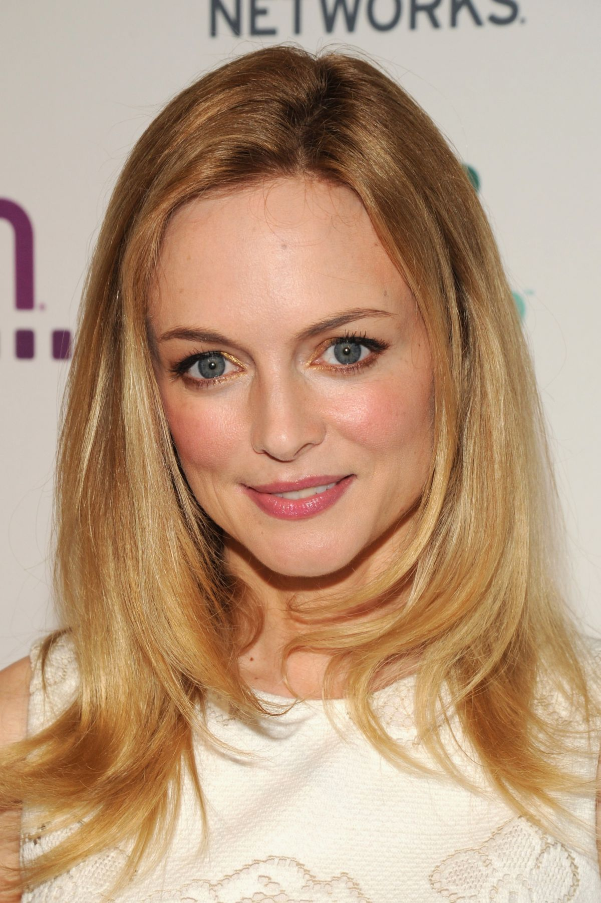 Heather Graham At 2014 A+E Networks Upfront In NYC - Celebzz