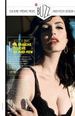 Jessica Pare At GQ France May 2014