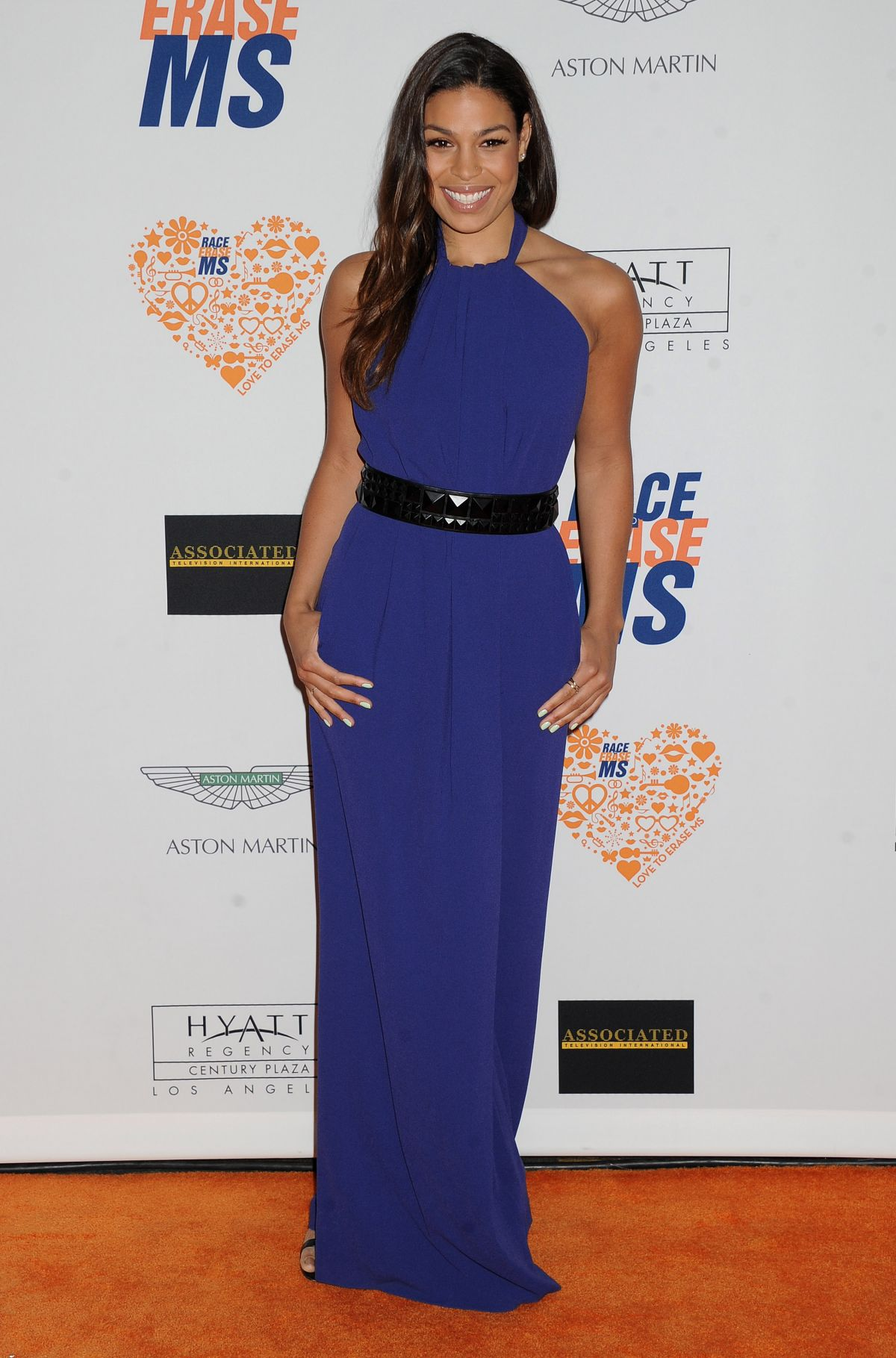 Jordin Sparks At 21st Annual Race To Erase MS Event In Century City