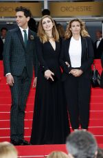 "Julie Gayet At Cannes Film Festival At ""Saint-Laurent"" Screening"