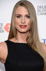 Julie Henderson At The 2014 Delete Blood Cancer Gala
