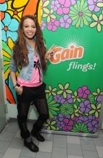 Leslie Grace At Gain #MusicToYourNose Laundromat Takeover