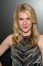 Lily Rabe At Entertainment Weekly & ABC Upfronts Party