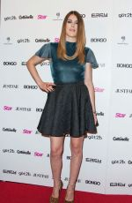 Linday Shaw At Star Magazines Hollywood Rocks Event In Hollywood