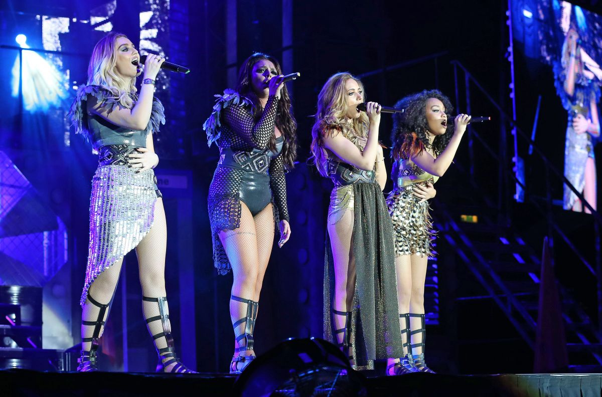 Little Mix Salute Tour Little Mix At Salute T...