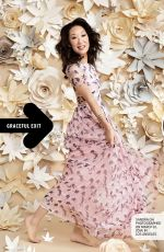 Sandra Oh At Entertainment Weekly May 2014