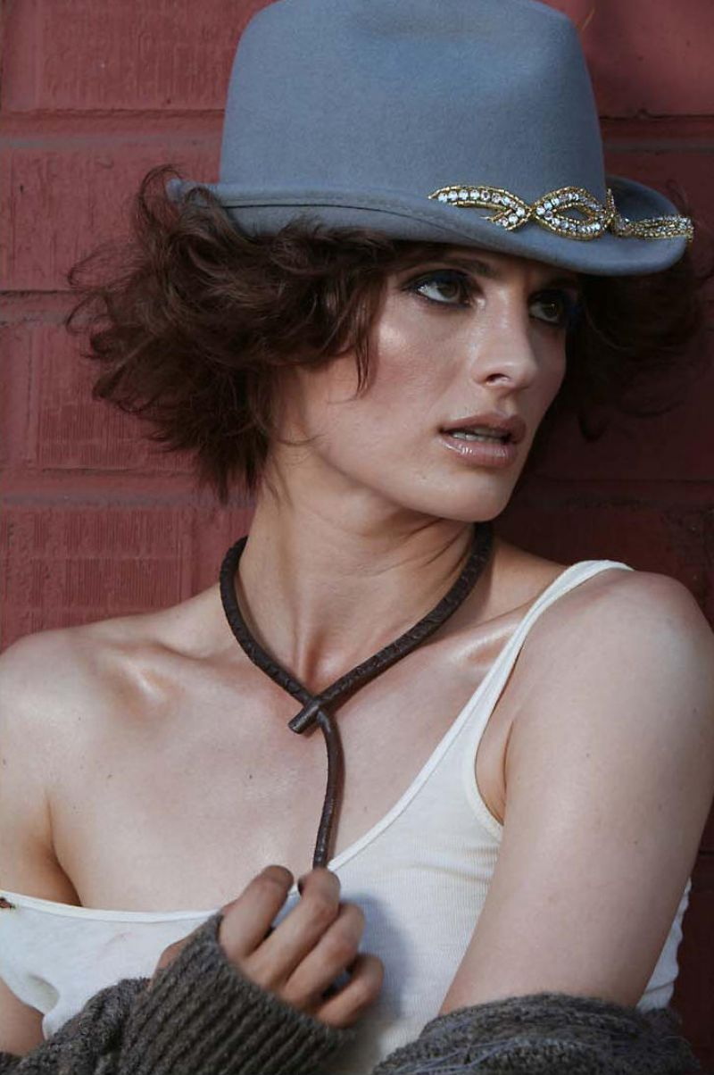 Stana Katic Looking Super Hot In Unknown Photoshoot ...