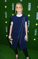Alice Eve At The Aegon Championships At Queens Club Finals In London