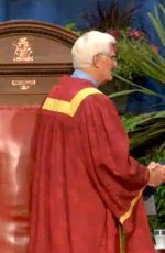 Amanda Tapping Receives Honorary Doctor Of Laws Degree At University Of Windsor