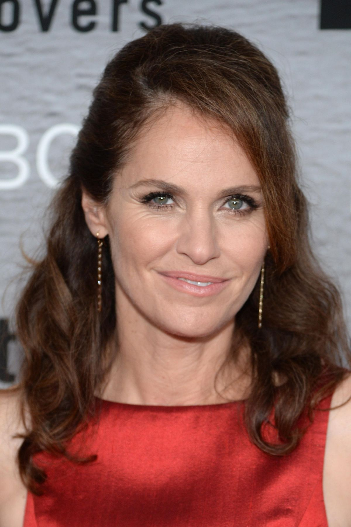"""Amy Brenneman At """"The Leftovers"""" Premiere In New York City"""