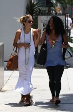 AnnaLynne McCord Out In West Hollywood