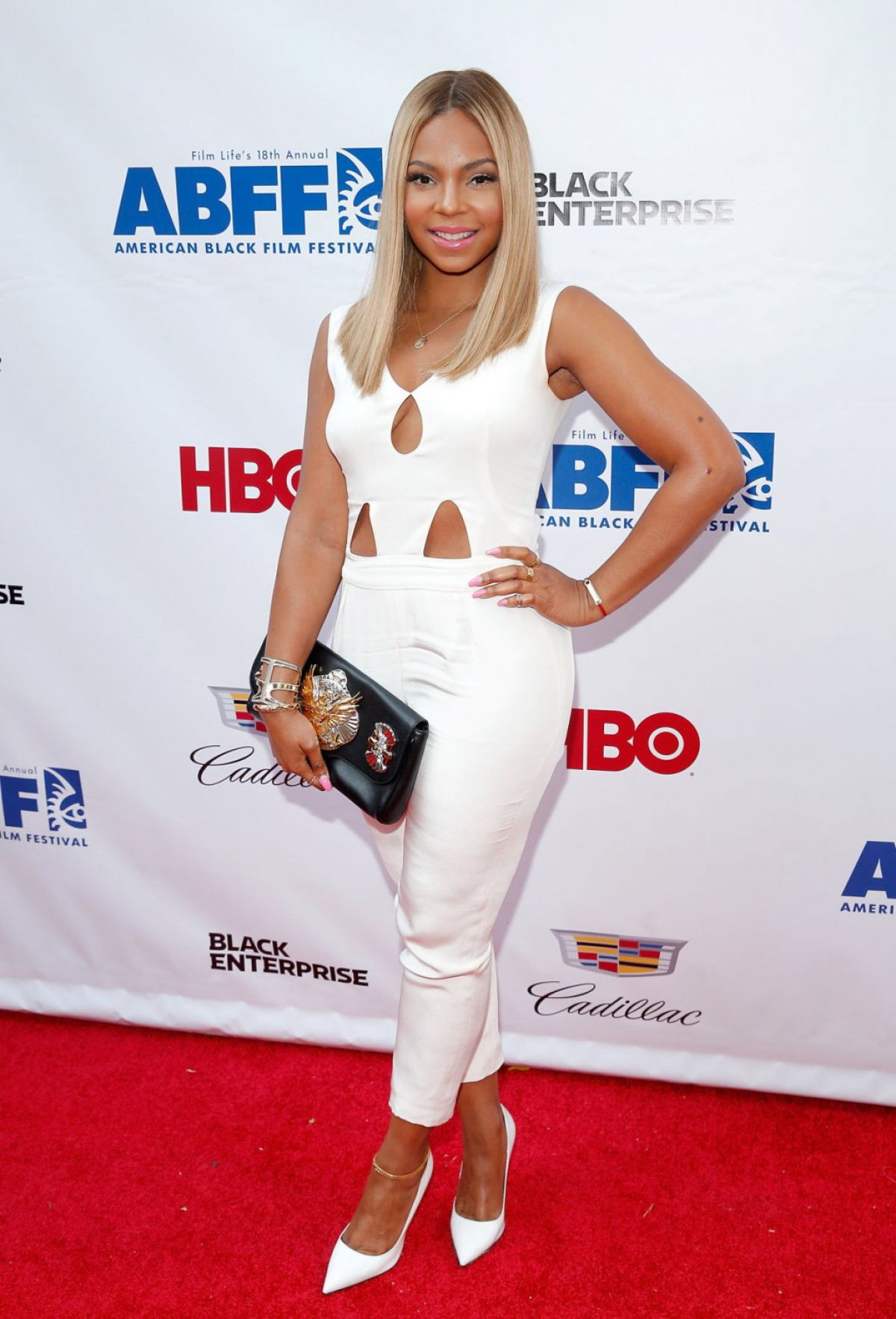 Ashanti At Think Like A Man Too Premiere In NY