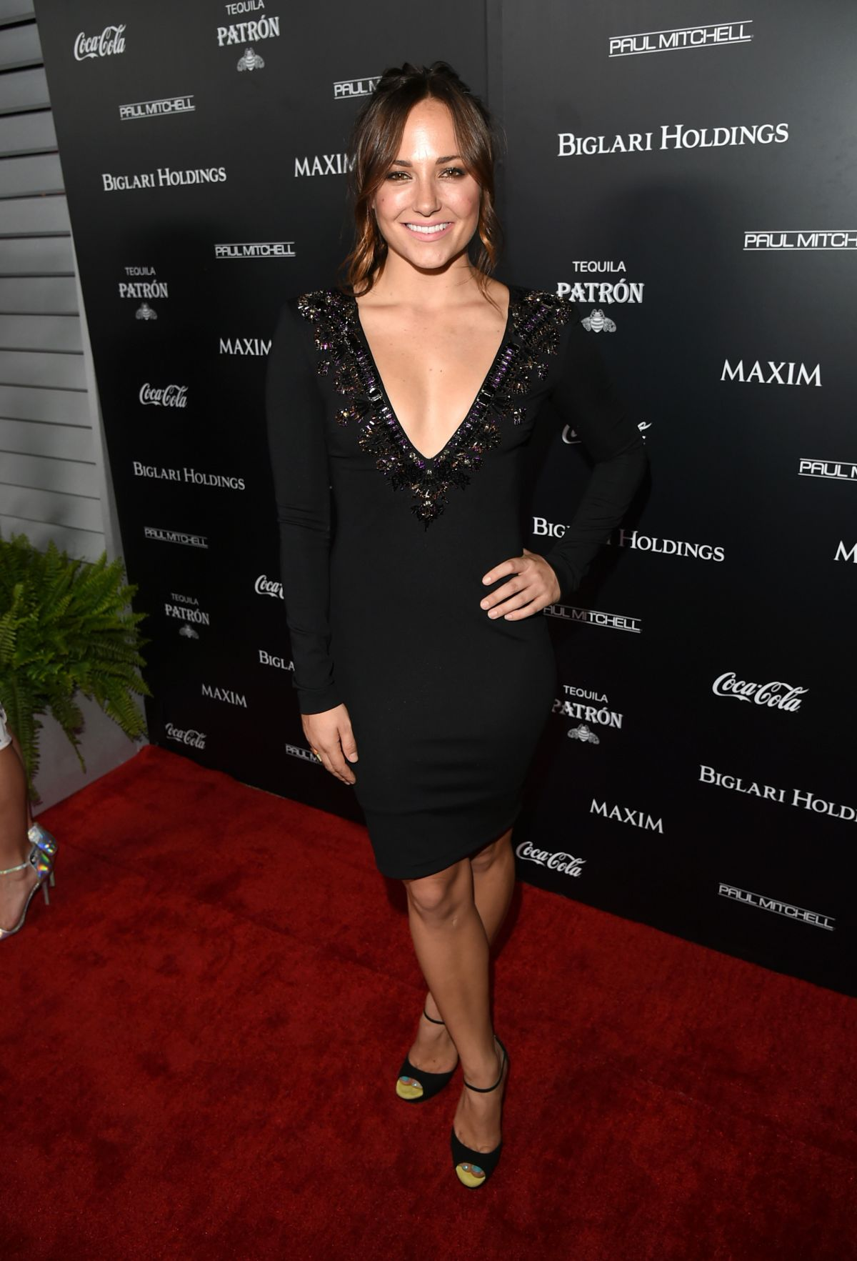Briana Evigan At Maxim