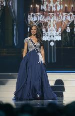Bridget Brunet At Miss USA Preliminary Competition