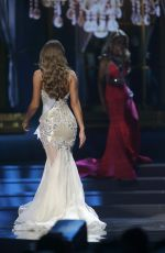 Brooklynne Young At Miss USA Preliminary Competition