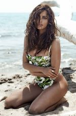 Catrinel Menghia In Swimsuit For The One Magazine June 2014