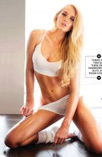 Chelsea Le Roux In Maxim South Africa July 2014