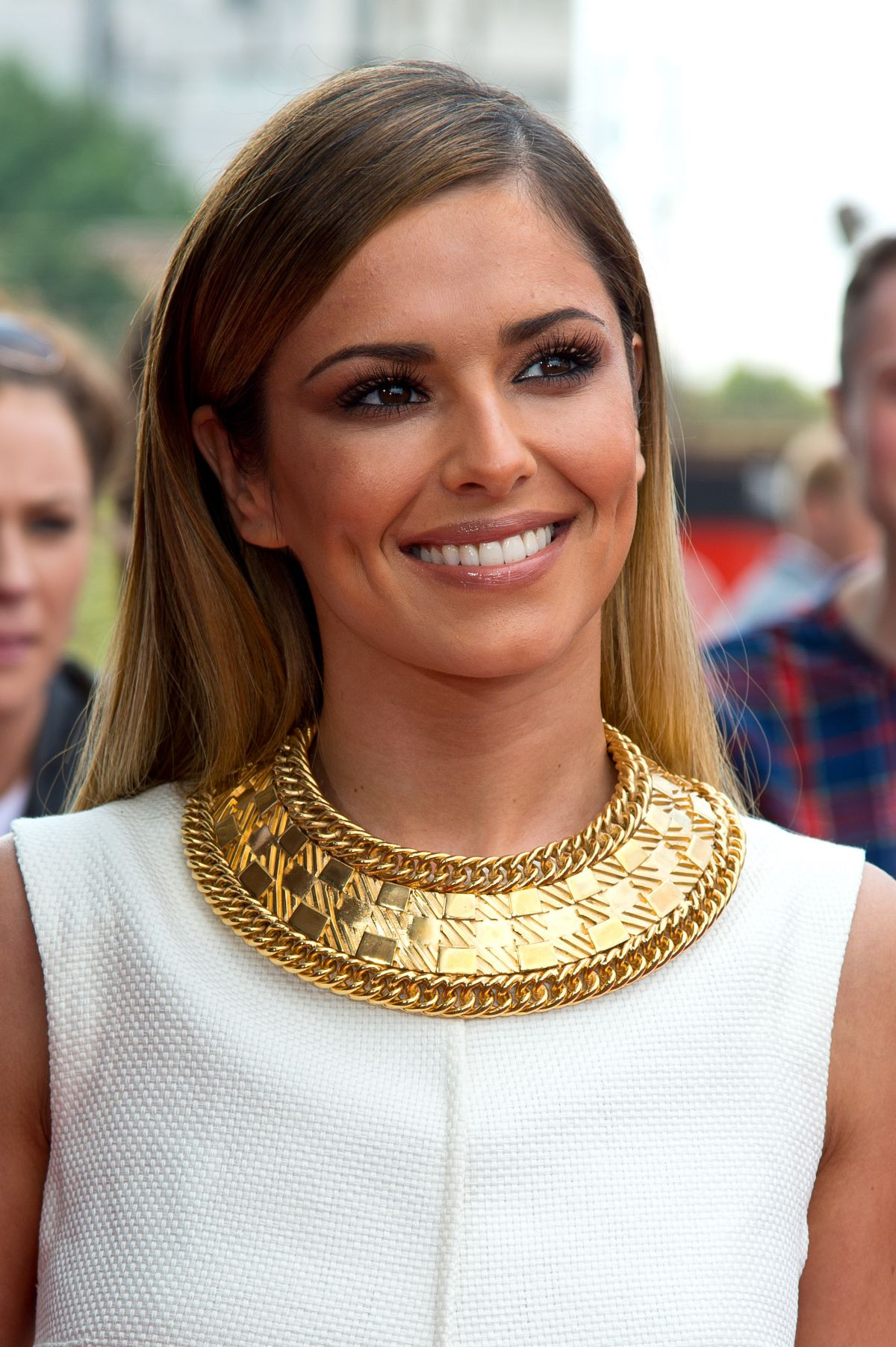 Cheryl Cole At X Factor Auditions In London - Celebzz ... Cheryl Cole
