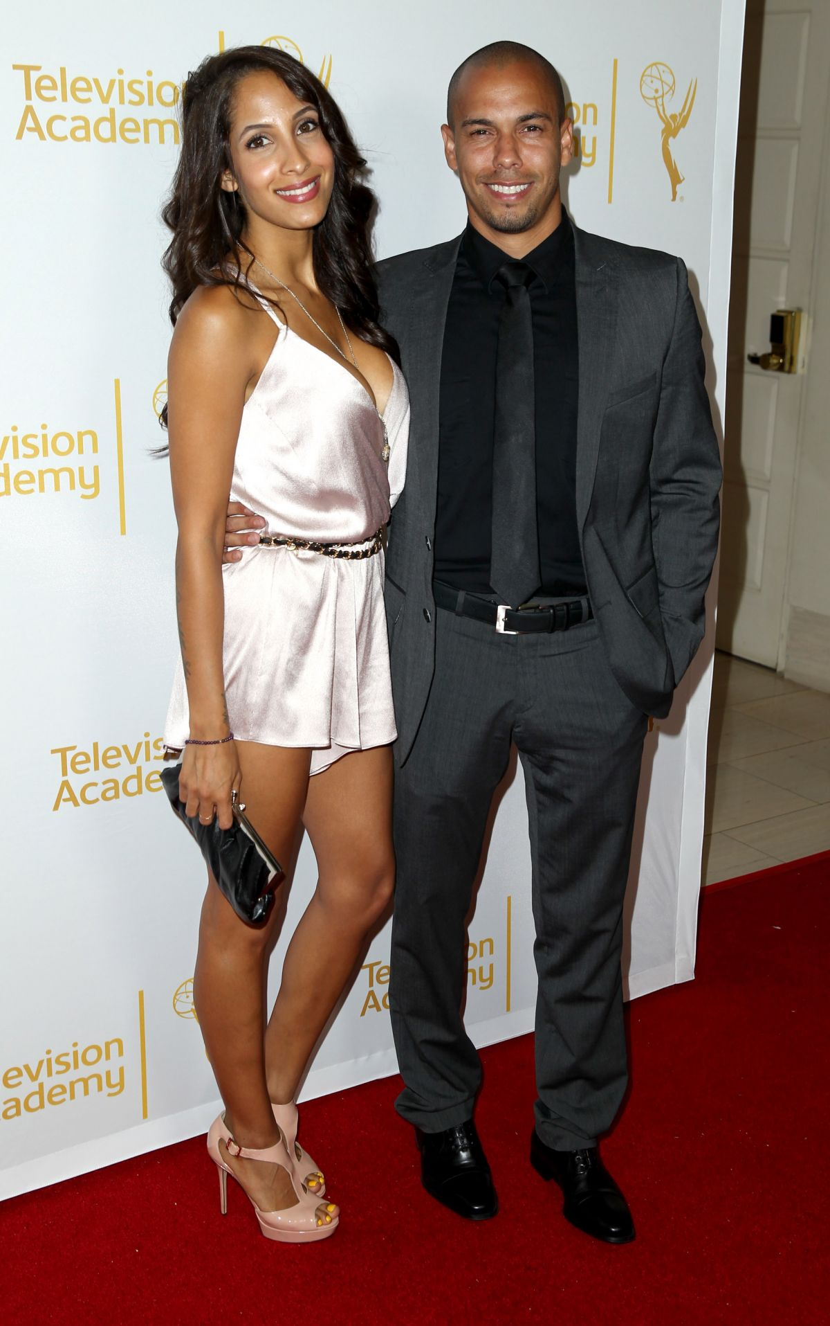 Christel Khalil At Daytime Emmy Nominee Reception ...