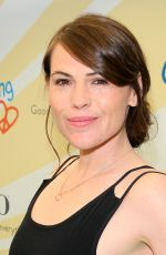 Clea DuVall At The Children Mending Hearts Fundraiser In Beverly Hills