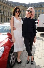 Daisy Lowe At The Cash and Rocket Event