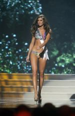 Destin Kincer At Miss USA Preliminary Competition