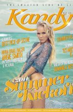Dominica Westling At Kandy Magazine Summer 2014