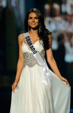 Eleanna Livaditis At Miss USA Preliminary Competition