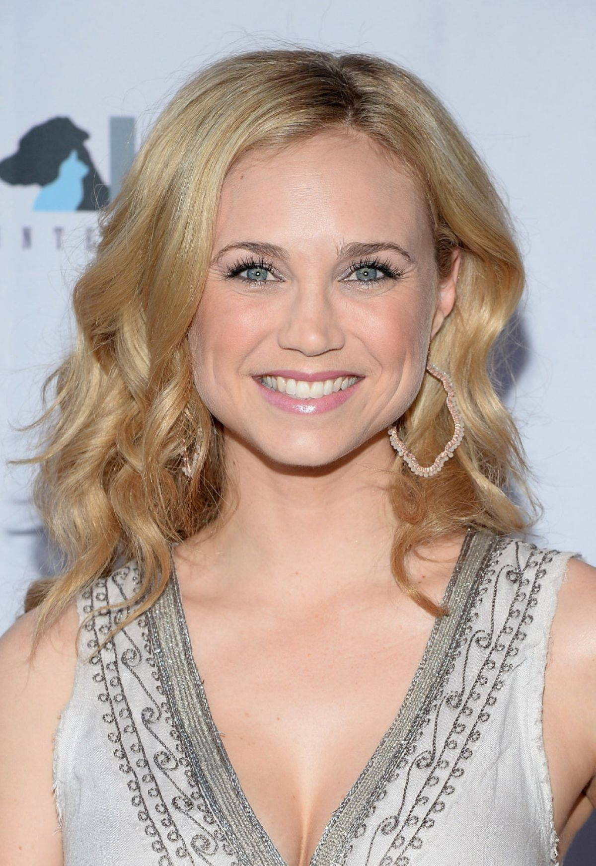 Fiona Gubelmann At More Than A Cone Art Auction & Campaign Launch