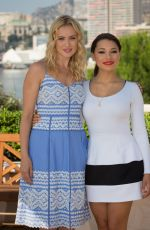 Hannah New At Black Sails Photocall At The 54th Monte Carlo TV Festival In Monaco
