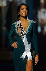 Helen Wisner At Miss USA Preliminary Competition